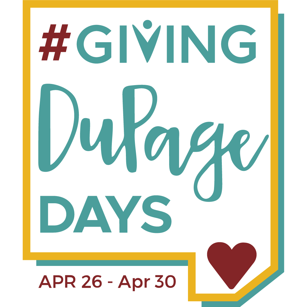 2021 Giving DuPage Days logo