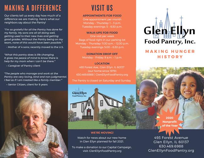 GlenEllynFoodPantry Brochure 2021